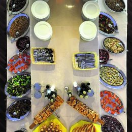 buffet di contorni